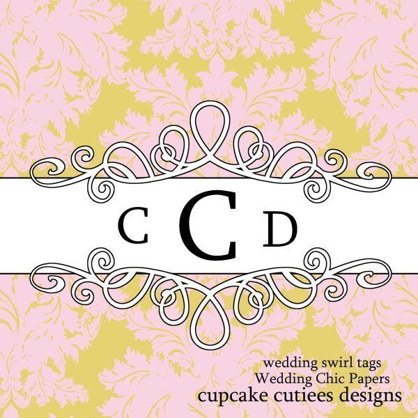 Wedding Chic Papers  Cupcake Cutiees    Mygrafico