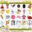 2010 Freebie Collection Cliparts Mygrafico Collaborations    Mygrafico