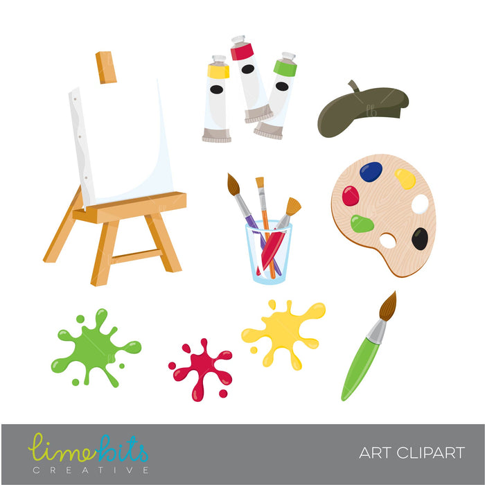 Art Clipart  Lime Bits Creative    Mygrafico