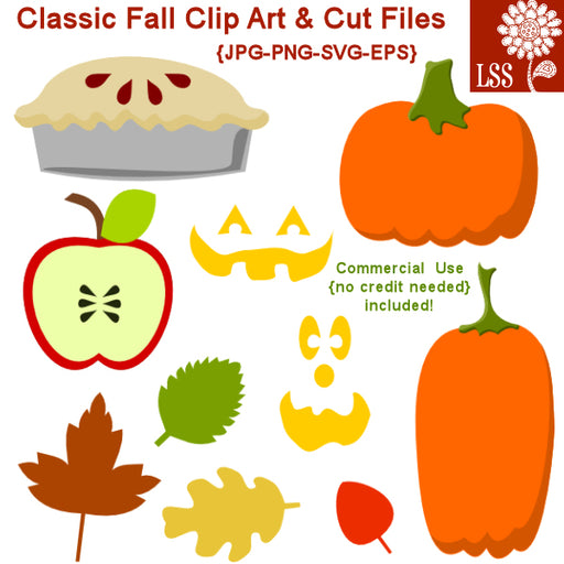 Classic Fall Clips & Cutting SVG Cutting Templates Lindsay's Stamp Stuff    Mygrafico