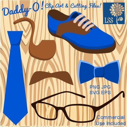 DaddyO! Clips & Cutting SVG Cutting Templates Lindsay's Stamp Stuff    Mygrafico