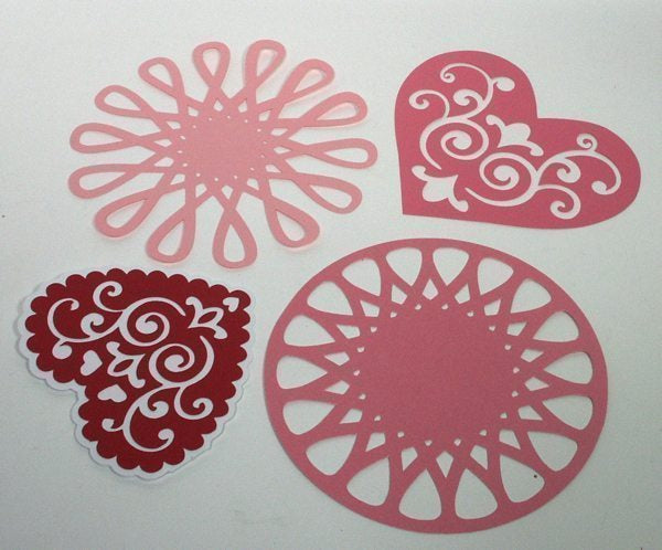 Decorative Doilies SVG SVG Cutting Templates Lindsay's Stamp Stuff    Mygrafico