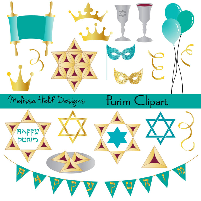 Purim Clipart Cliparts Melissa Held Designs    Mygrafico