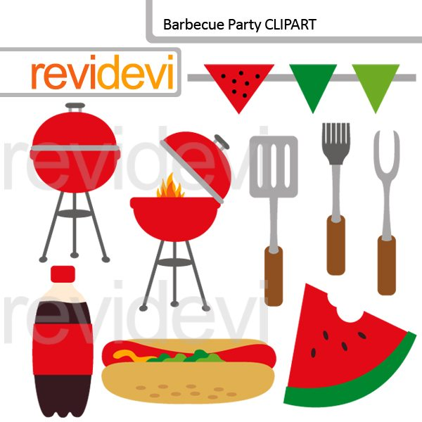 Barbecue Party Cliparts  Revidevi    Mygrafico