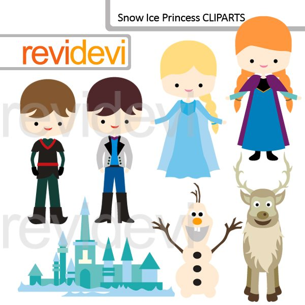 Snow Ice Princess Cliparts  Revidevi    Mygrafico