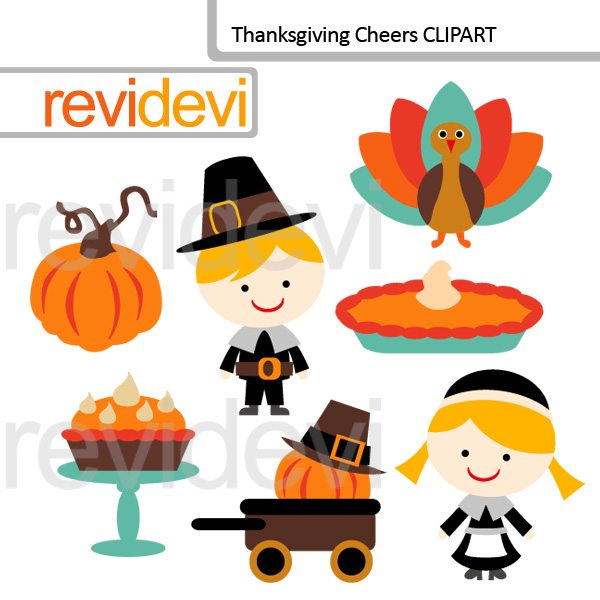 Thanksgiving cheers clip art  Revidevi    Mygrafico