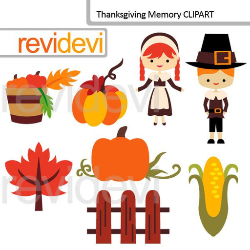 Thanksgiving Memory Clip art  Revidevi    Mygrafico