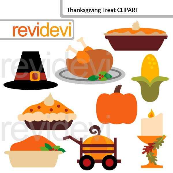 Thanksgiving Treat Clip art  Revidevi    Mygrafico
