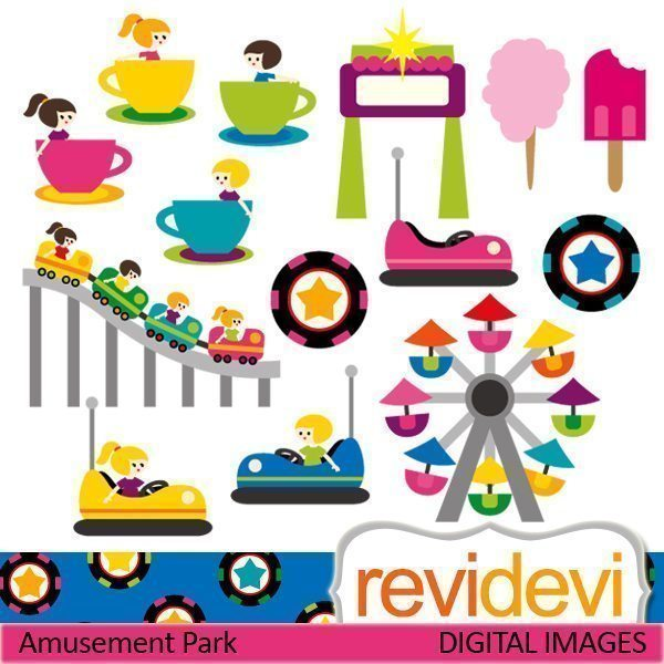 Amusement Park  Revidevi    Mygrafico