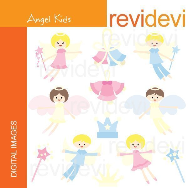 Angel Kids  Revidevi    Mygrafico
