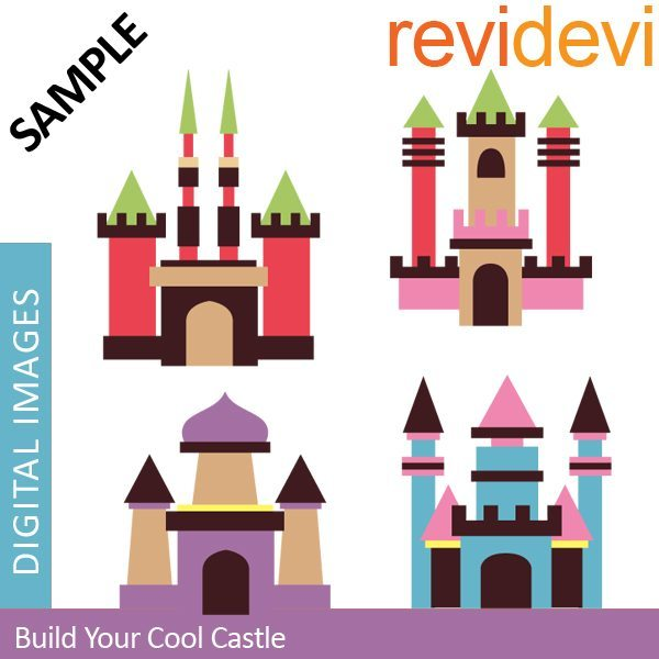 Build Your Cool Castle  Revidevi    Mygrafico