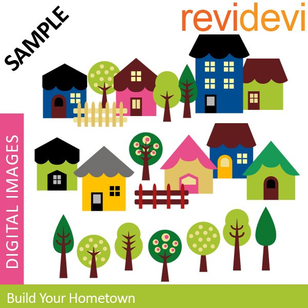 Build your Hometown  Revidevi    Mygrafico