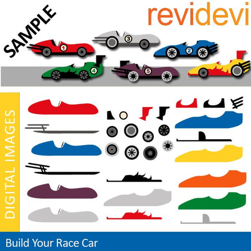 Build Your Race Car  Revidevi    Mygrafico