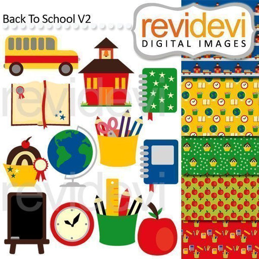 Back To School V2  Revidevi    Mygrafico