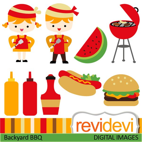 Backyard BBQ  Revidevi    Mygrafico