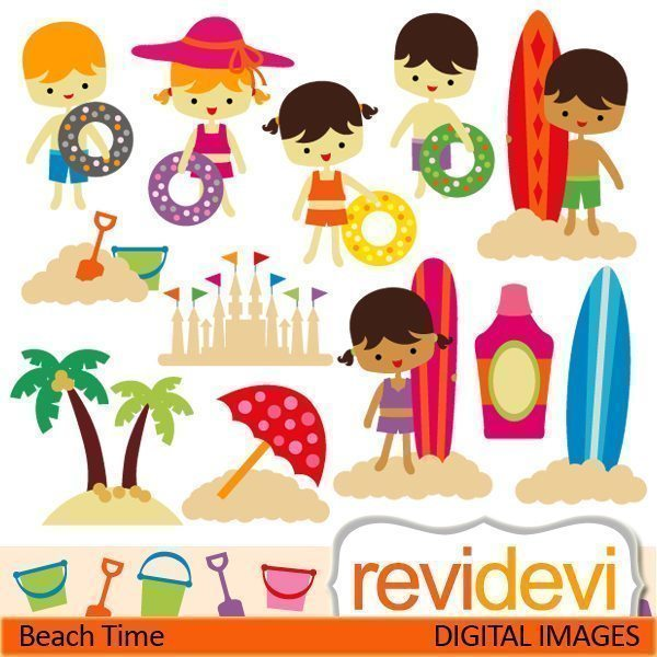 Beach Time  Revidevi    Mygrafico
