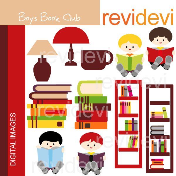 Boys Book Club  Revidevi    Mygrafico