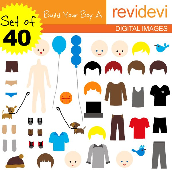 Build Your Boy A Set of 40  Revidevi    Mygrafico