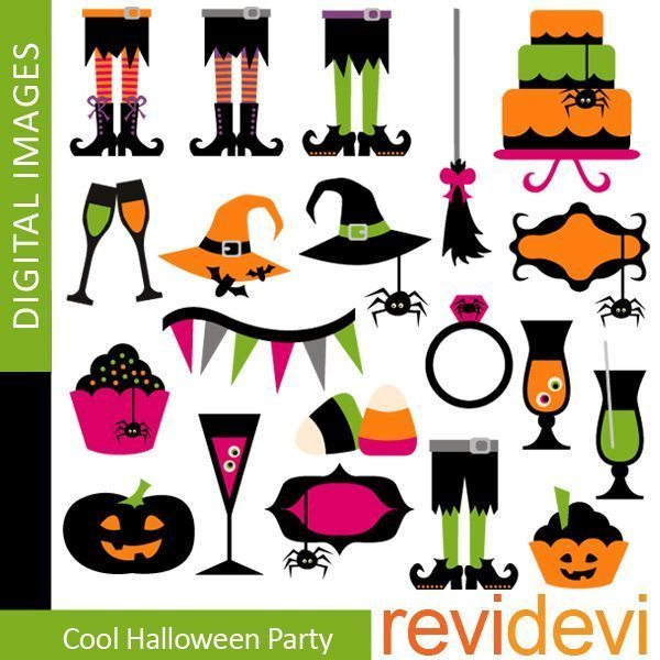 Cool Halloween Party  Revidevi    Mygrafico