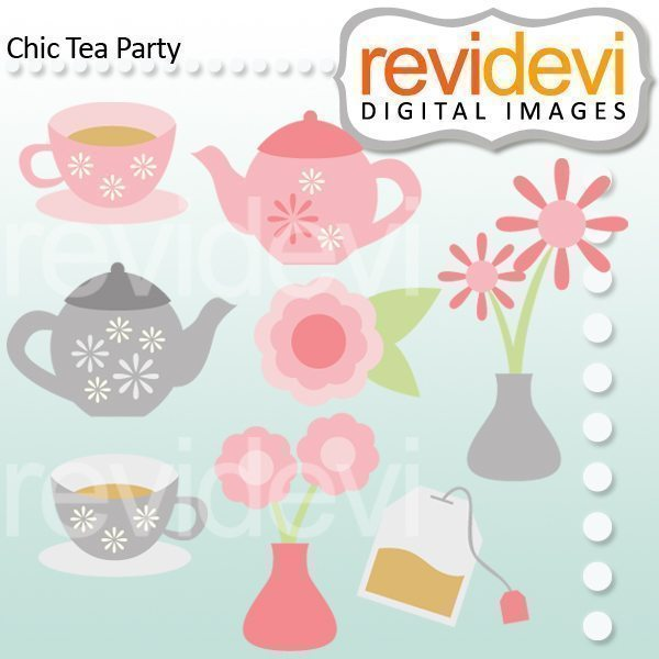 Chic Tea Party  Revidevi    Mygrafico