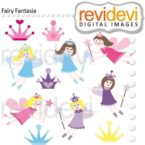 Fairy Fantasia  Revidevi    Mygrafico