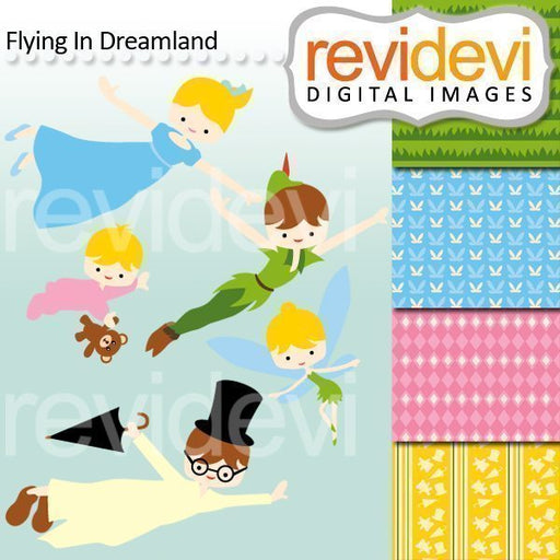 Flying in Dreamland  Revidevi    Mygrafico