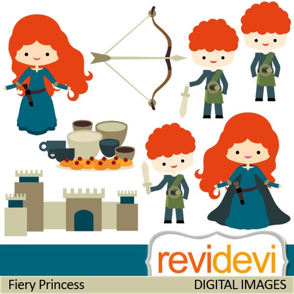 Fiery Princess  Revidevi    Mygrafico