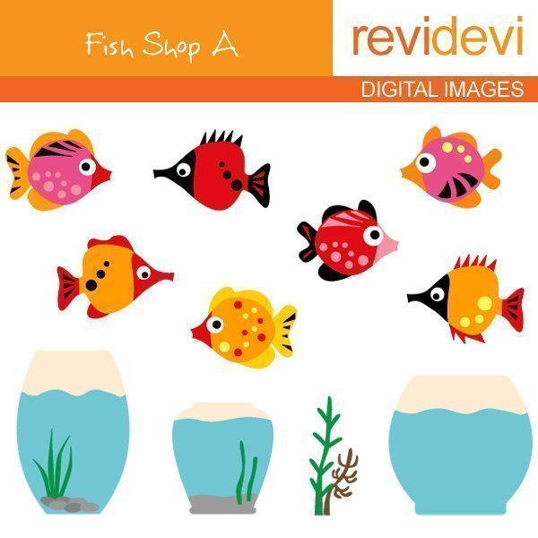 Fish Shop A  Revidevi    Mygrafico