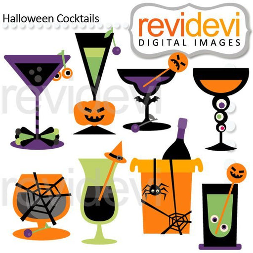 Halloween Cocktails  Revidevi    Mygrafico