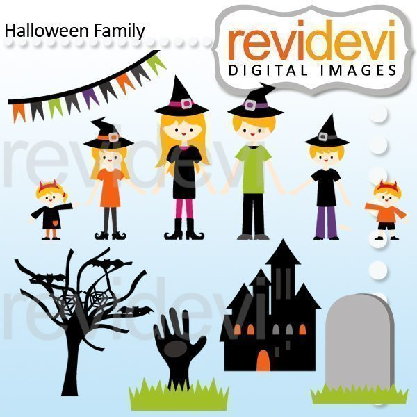 Halloween Family  Revidevi    Mygrafico