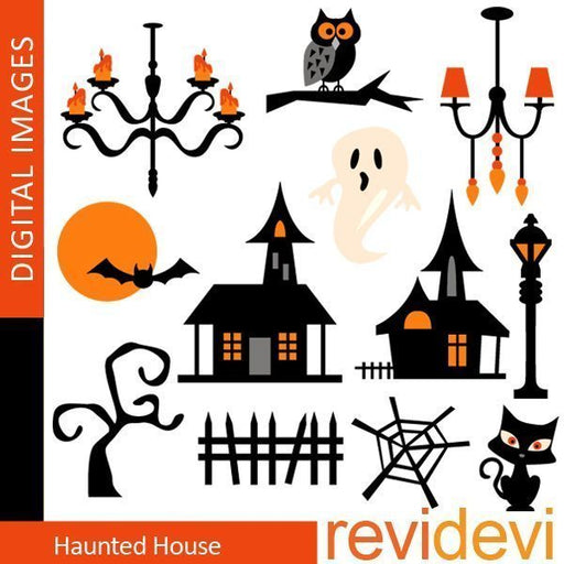 Haunted House  Revidevi    Mygrafico