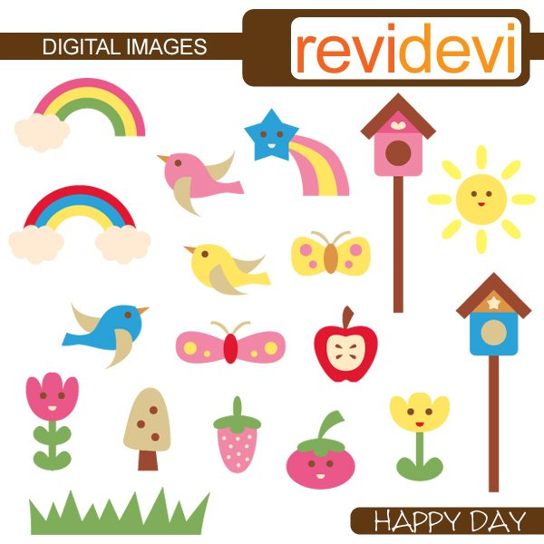 Happy Day  Revidevi    Mygrafico