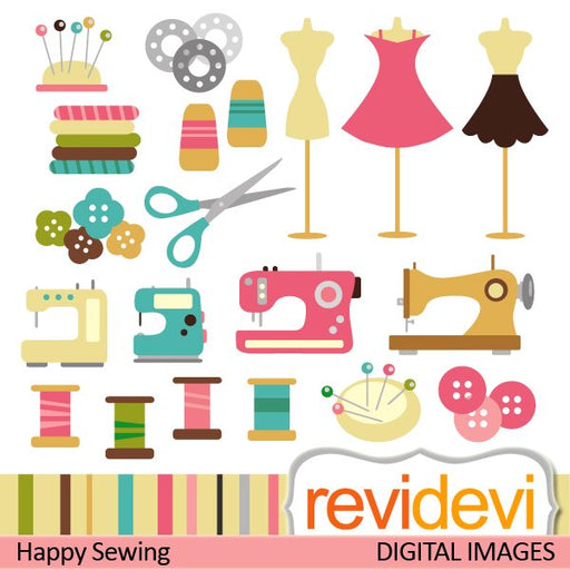 Happy Sewing  Revidevi    Mygrafico