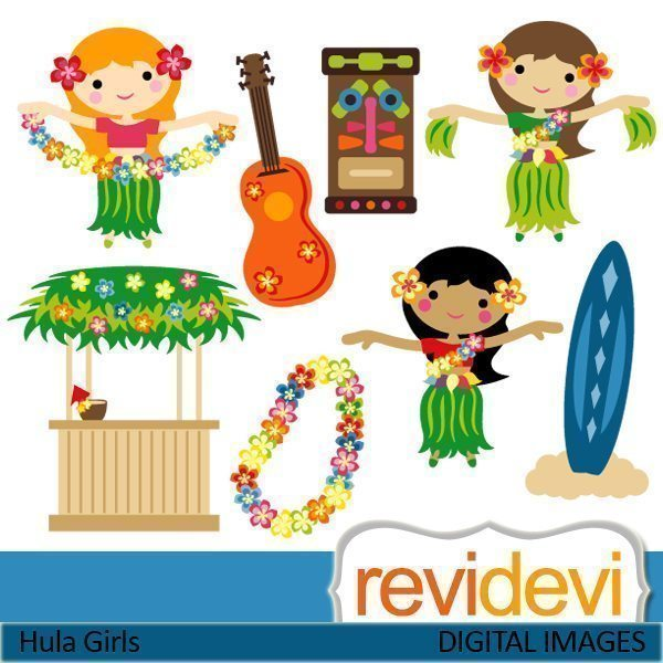 Hula Girls  Revidevi    Mygrafico