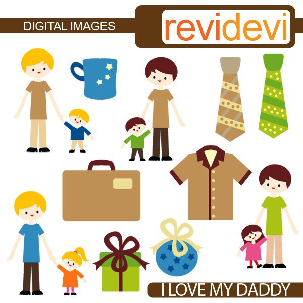 I Love My Daddy  Revidevi    Mygrafico