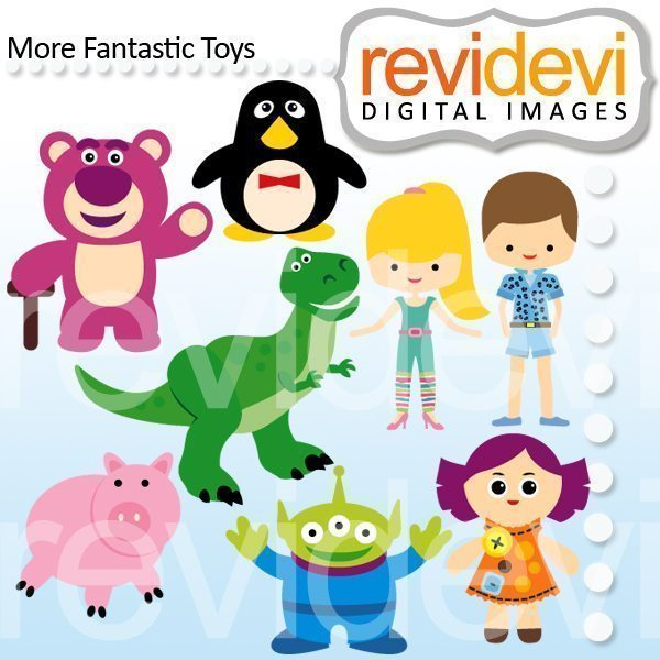 More Fantastic Toys  Revidevi    Mygrafico