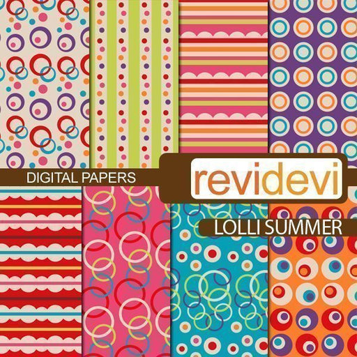 Lolli Summer Papers  Revidevi    Mygrafico
