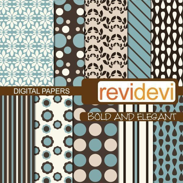 Bold and Elegant Papers  Revidevi    Mygrafico