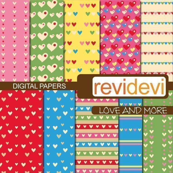 Love and More Papers  Revidevi    Mygrafico