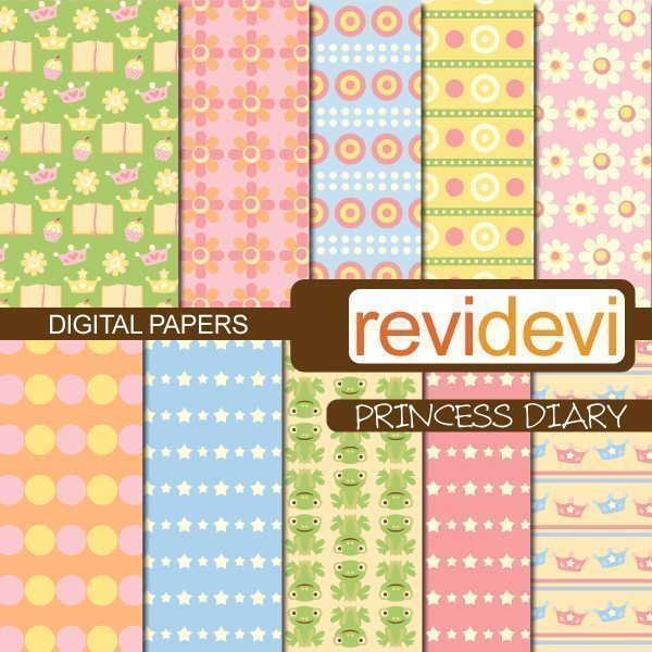 Princess Diary Papers  Revidevi    Mygrafico