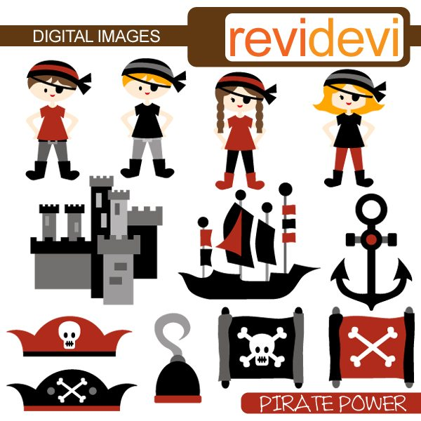 Pirate Power  Revidevi    Mygrafico