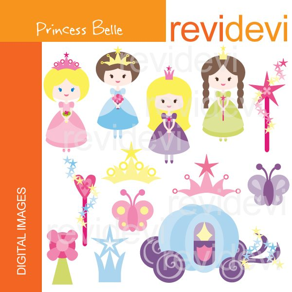 Princess Belle  Revidevi    Mygrafico