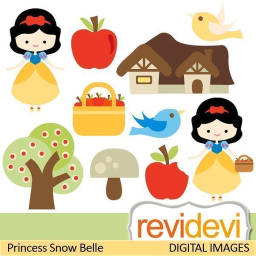 Princess Snow Belle  Revidevi    Mygrafico