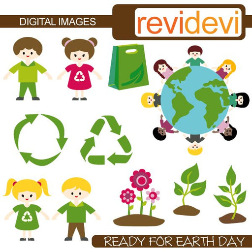 Ready for Earth Day  Revidevi    Mygrafico