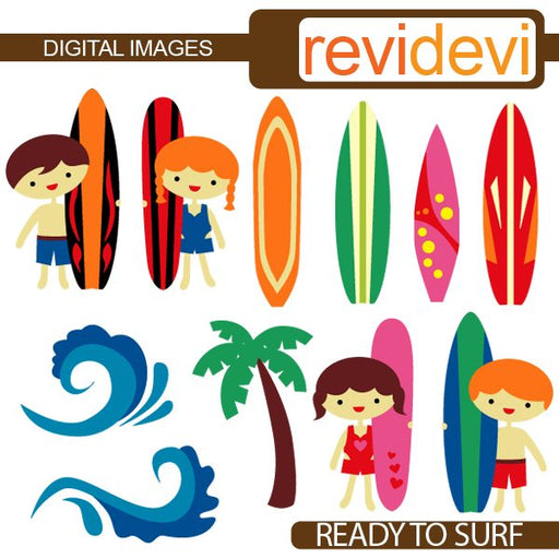 Ready To Surf  Revidevi    Mygrafico
