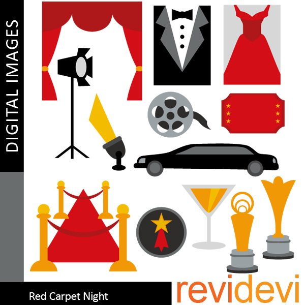 Red Carpet Night  Revidevi    Mygrafico