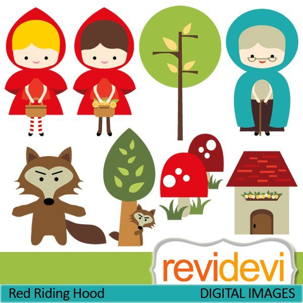 Red Riding Hood  Revidevi    Mygrafico