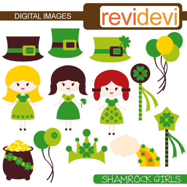 Shamrock Girls  Revidevi    Mygrafico