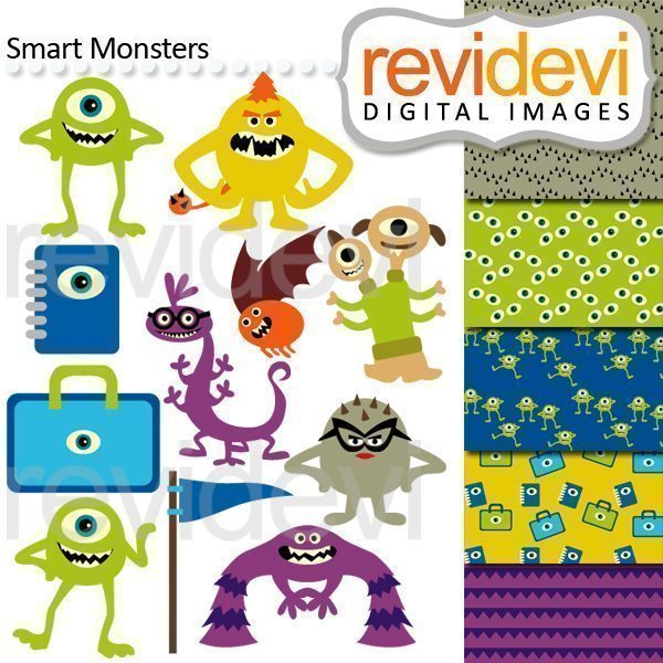 Smart Monsters  Revidevi    Mygrafico