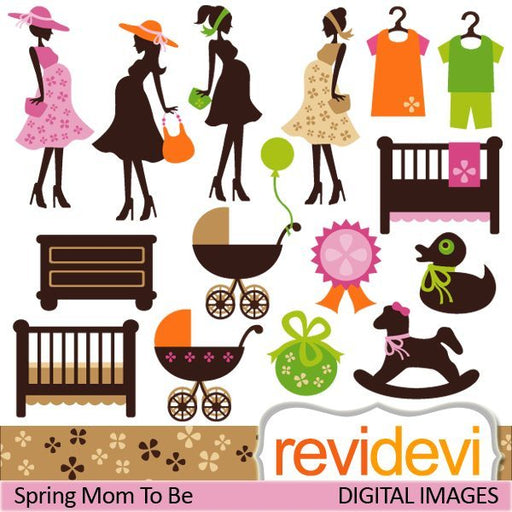Spring Mom To Be  Revidevi    Mygrafico